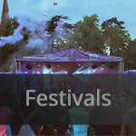 Festival Hire Oxfordshire