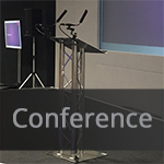 Conference PA Hire Oxfordshire